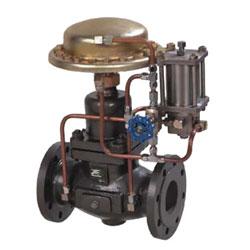 V230D12/V231D12带指挥器型自力式压力调节阀(阀后压力控制)PN