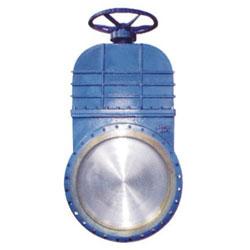 DMZ43X/DMZ43F/DMZ43H/DMZ43Y型手动刀型污水闸阀