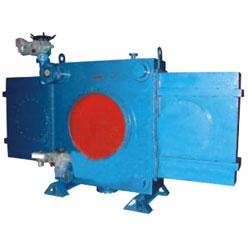 FF241X/FF241H封闭式液动插板阀