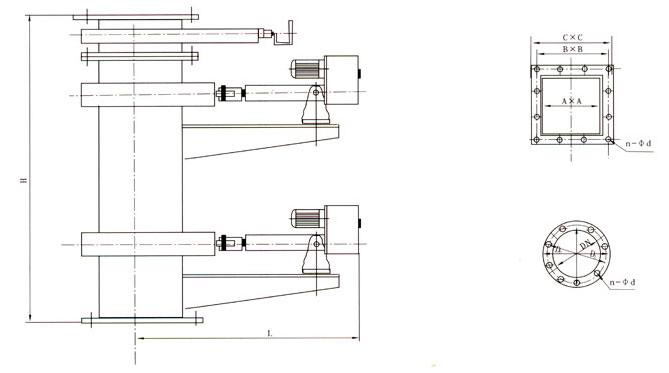老式太阳能保温桶结构图