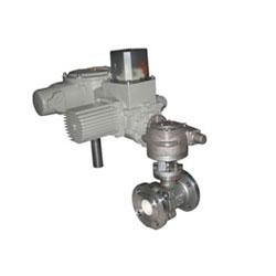 Q941TC电动陶瓷耐磨球阀PN16~PN40