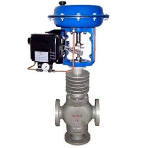 ZJSF(H)气动薄膜三通分(合)流调节阀