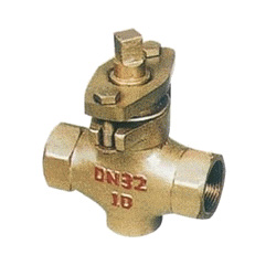 X13W-1.0T铸铜二通内螺旋塞阀