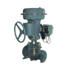 HCN低噪音笼式气动调节阀