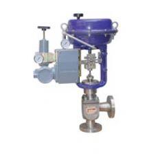 HPAC高压笼式角型气动调节阀
