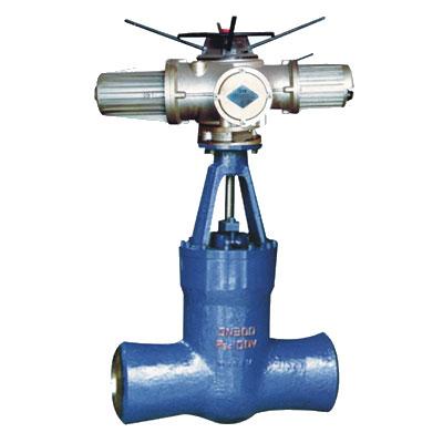 Z962Y-250 Z962Y-320高温高压电站双闸板电动闸阀