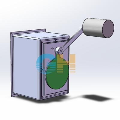 浮筒式浮筒阀-带防倒灌自控截污装置