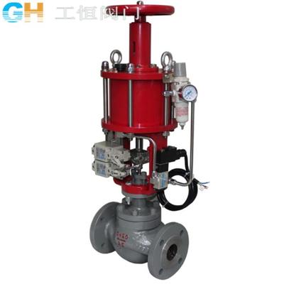 ZSQ型活塞式气缸切断阀PN16~PN110