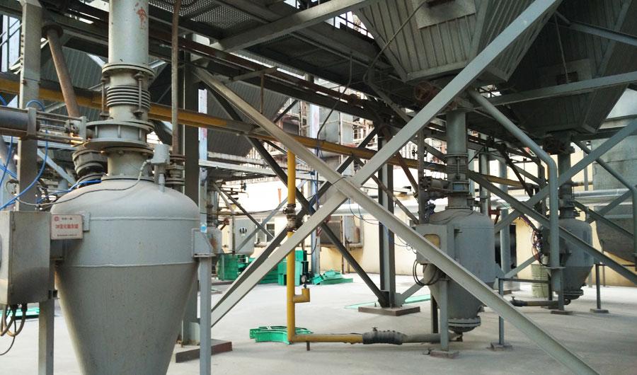 电厂用气动耐磨插板阀