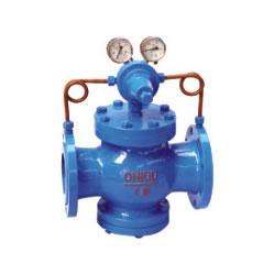 Y42X-16型煤气减压阀